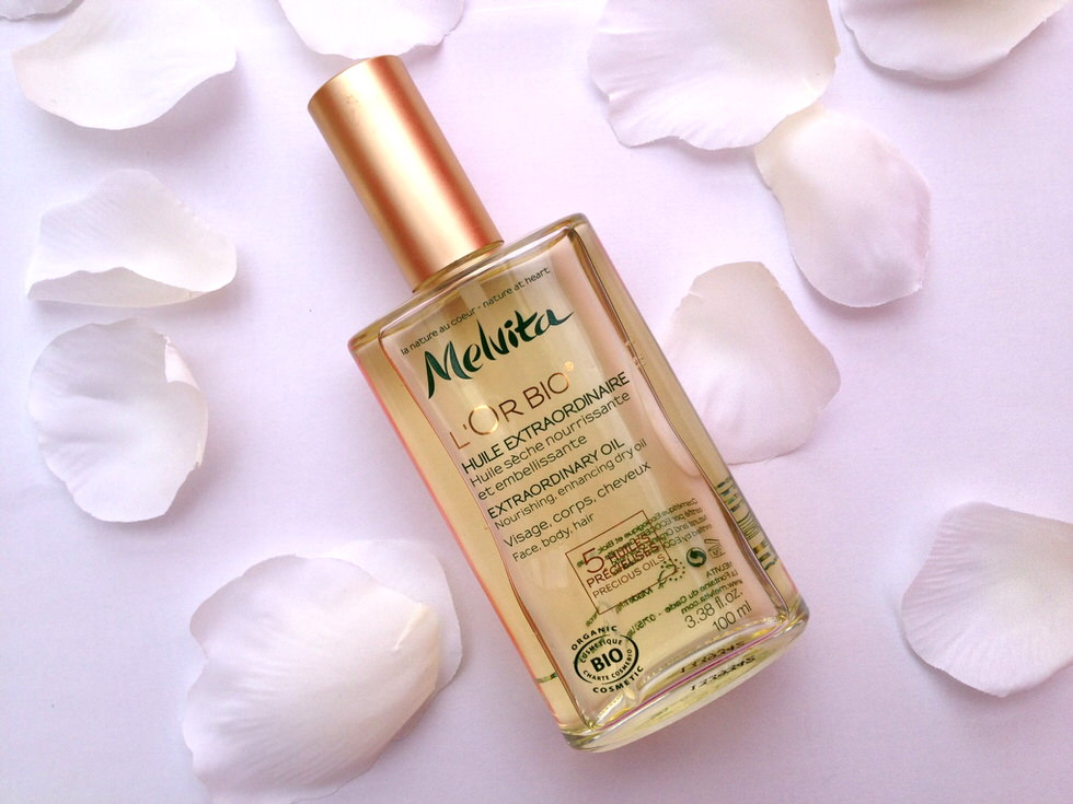 Melvita Extraordinary Oil