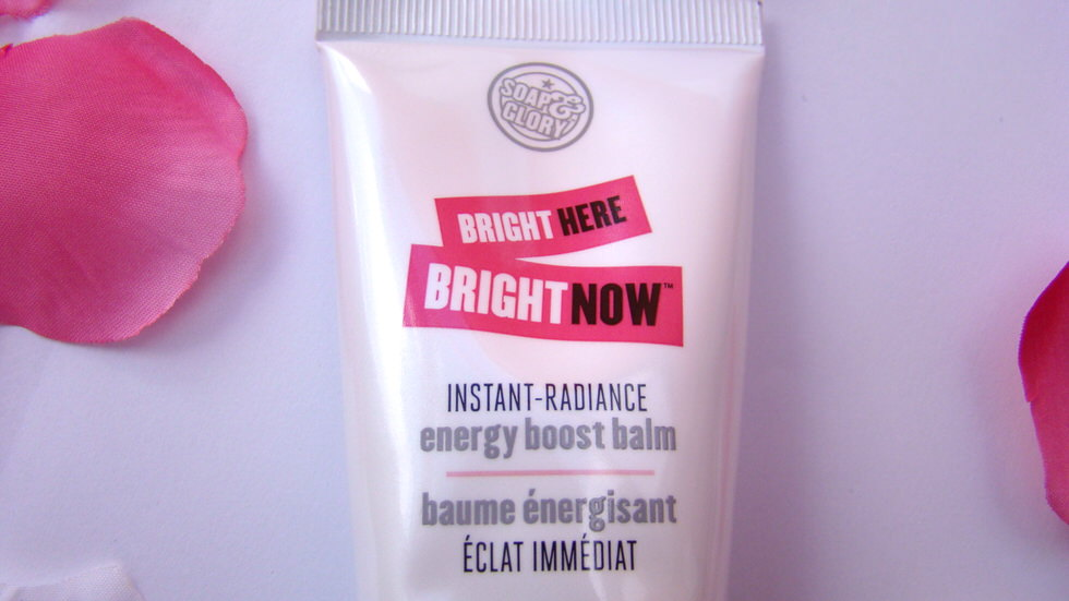 Soap and Glory Bright Here Bright Now