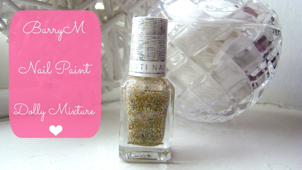 BarryM Dolly Mixture Nail Polish