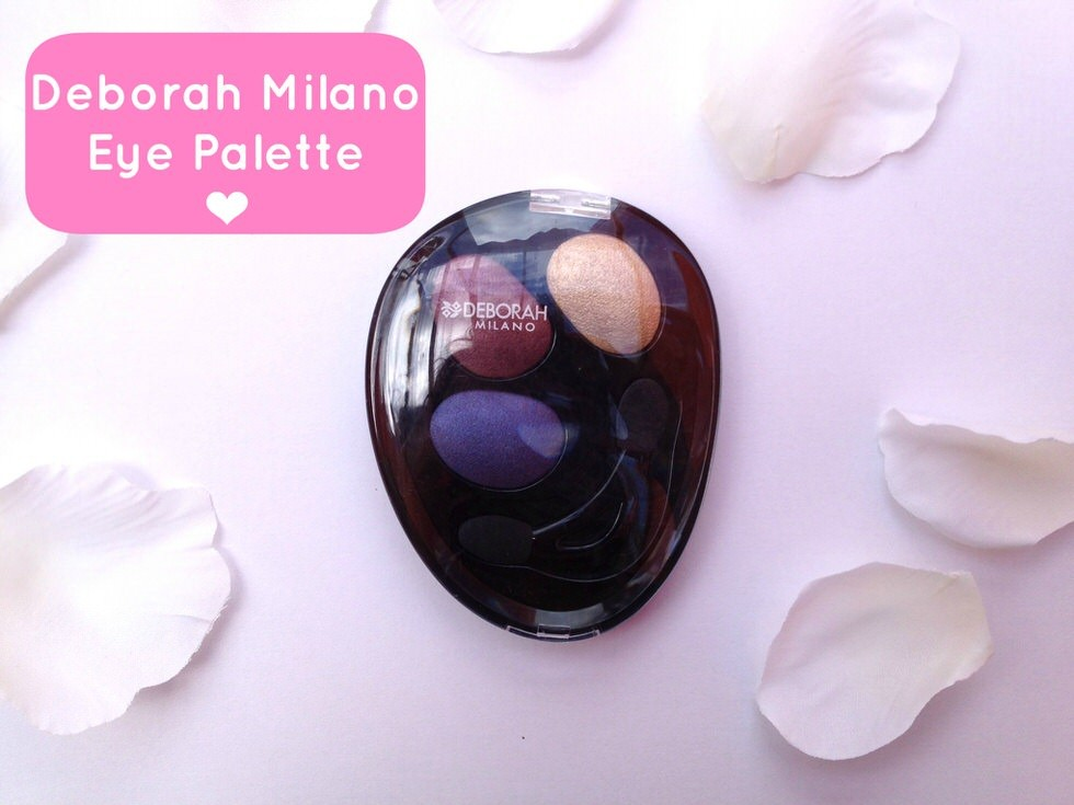 Deborah Milano Trio Hi-Tech Eyeshadow