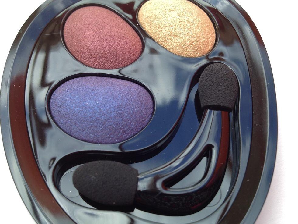 Deborah milano trio hi tech eyeshadow sprinkles of style for High tech milano