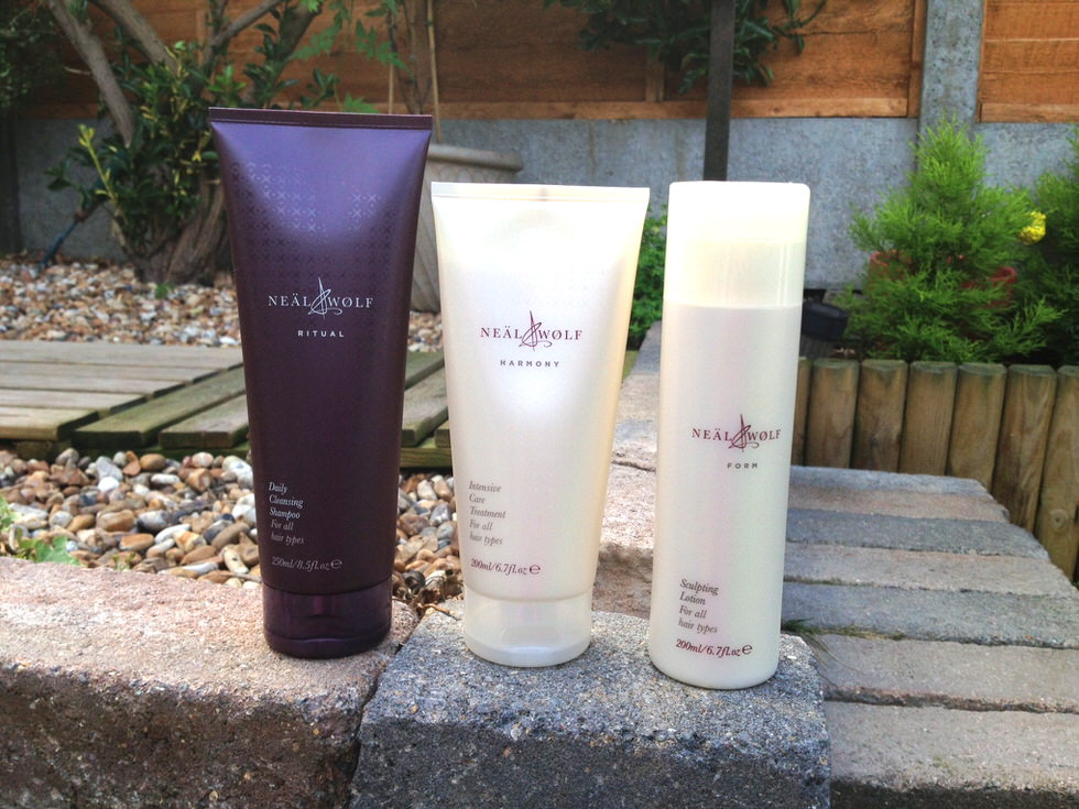 Neal and Wolf Haircare