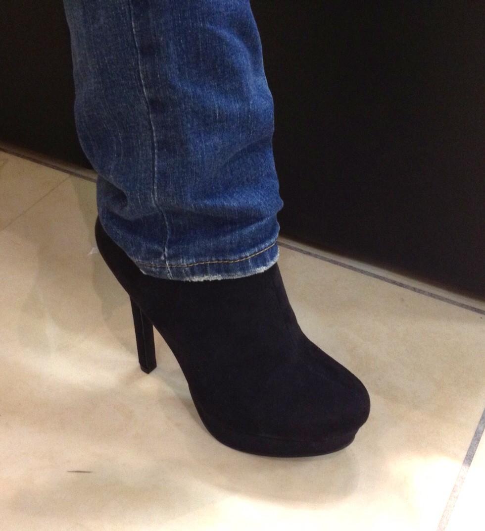 Head over Heels - Platform Shoe Boot