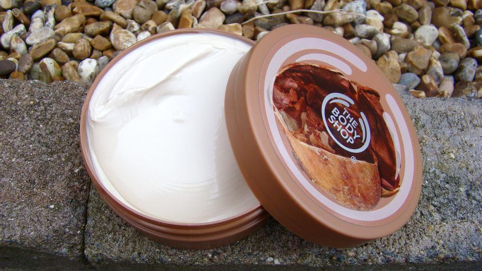Body Shop Cocoa Butter Body Butter