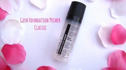 Gosh Foundation Primer Classic