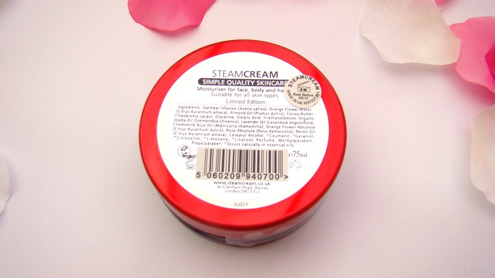 Steamcream Review