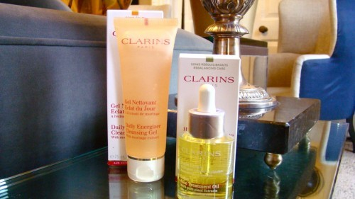 Coming Soon – Clarins Skincare