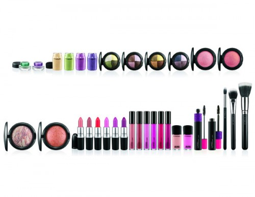 MAC A Fantasy Of Flowers Collection 2014