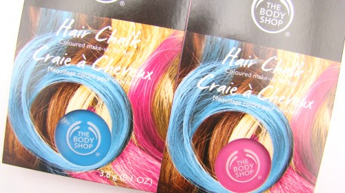 Body Shop Hair Chalk – Review Coming Soon