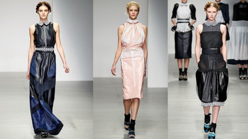 London Fashion Week – Bora Aksu Autumn Winter