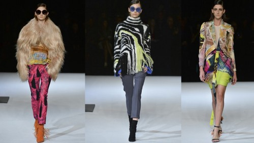 Just Cavalli Autumn Winter Milan