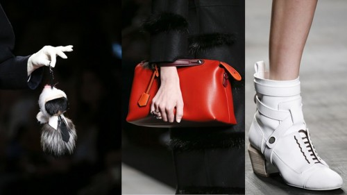 Fendi Autumn Winter Milan Fashion Week