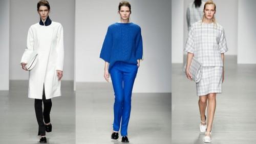 London Fashion Week – J JS Lee Autumn Winter