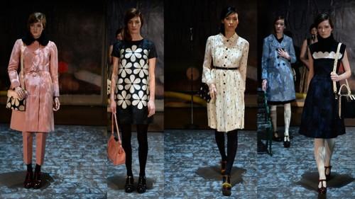London Fashion Week – Orla Kiely Autumn Winter
