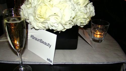 Braun Beauty Press Event