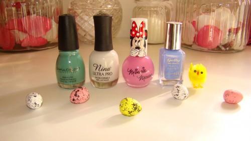 Nails – Easter Nail Polish Picks