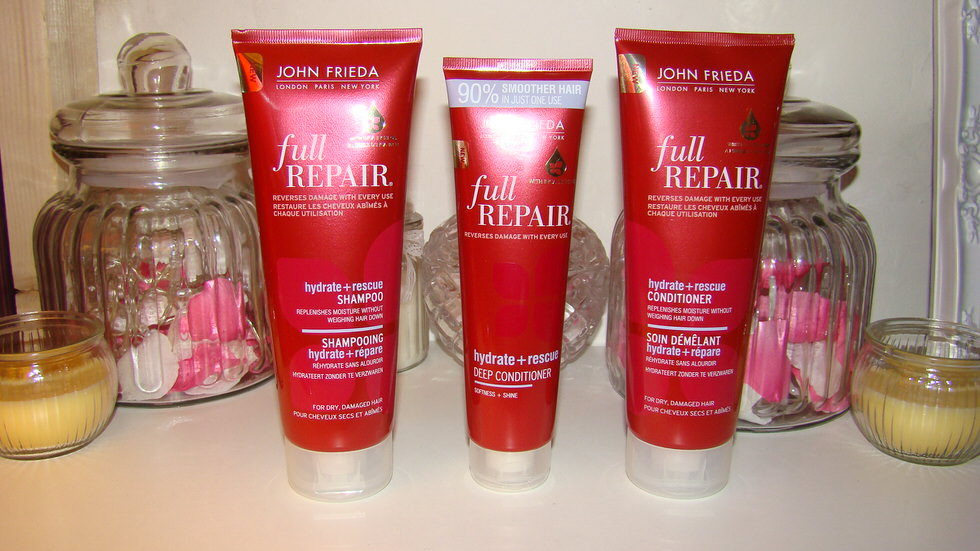 John Frieda Full Repair Range