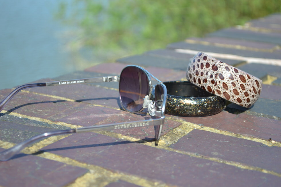 Outfit - Sunglasses and Accessories