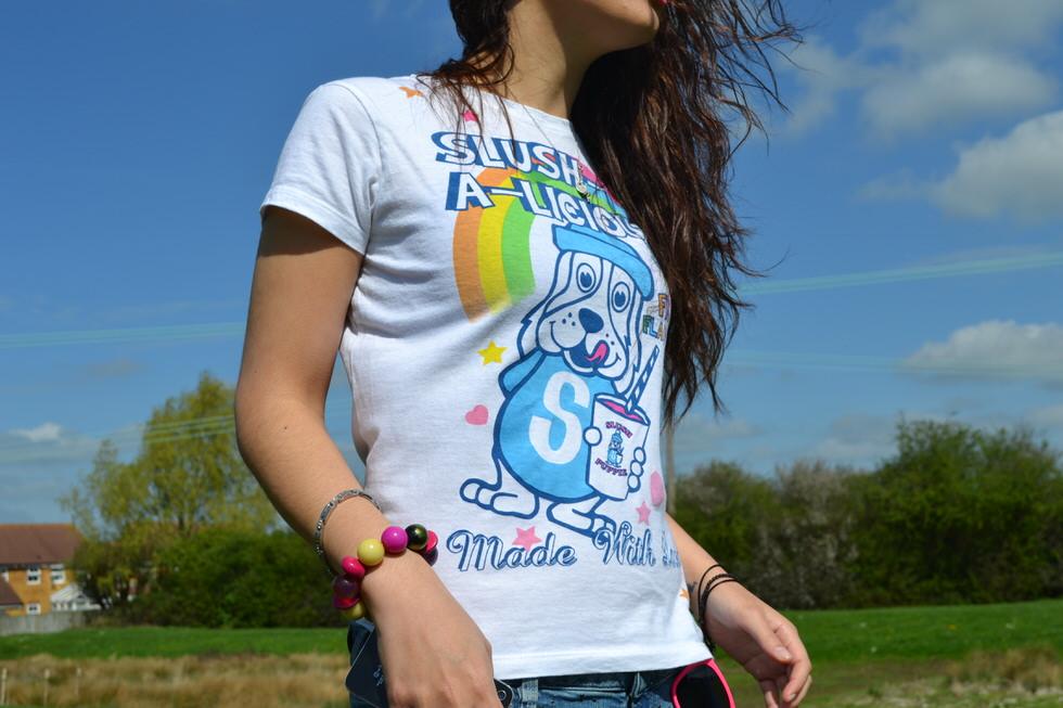 Outfit - Slush Puppie T-Shirt