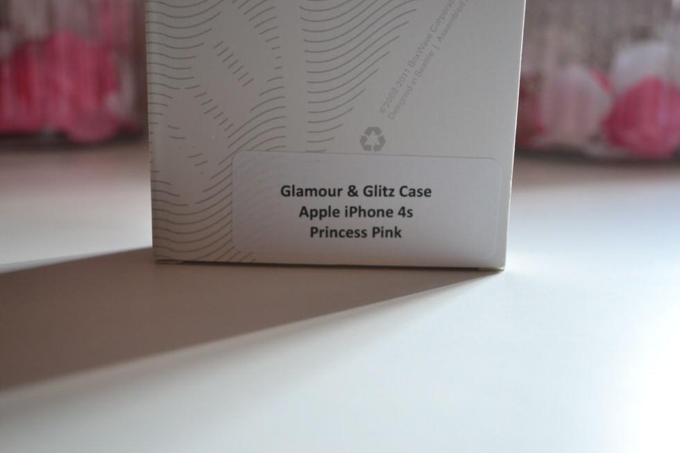 Boxwave Glamour & Glitz Case