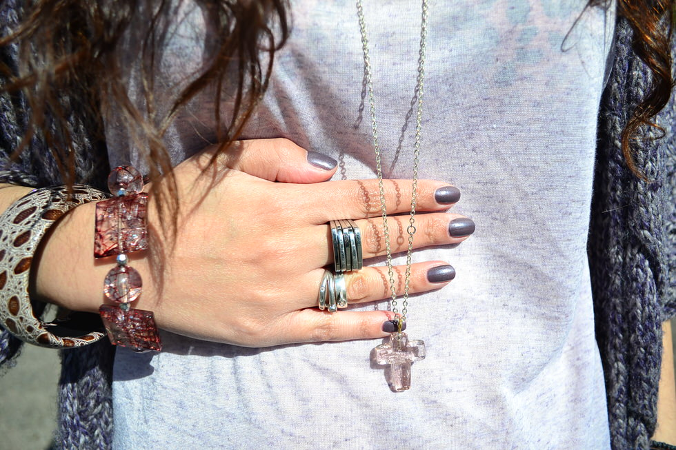 Fashion Outfit - Jewellery