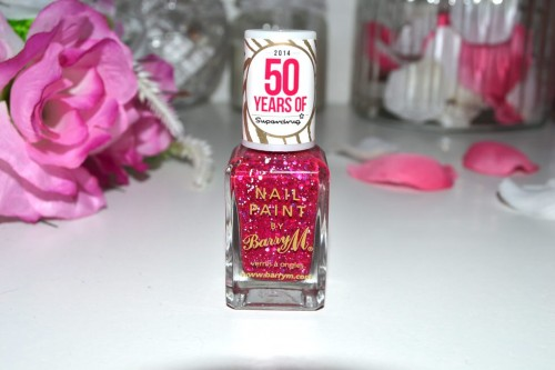 BarryM Limited Edition Nail Paint – Birthday Superdrug