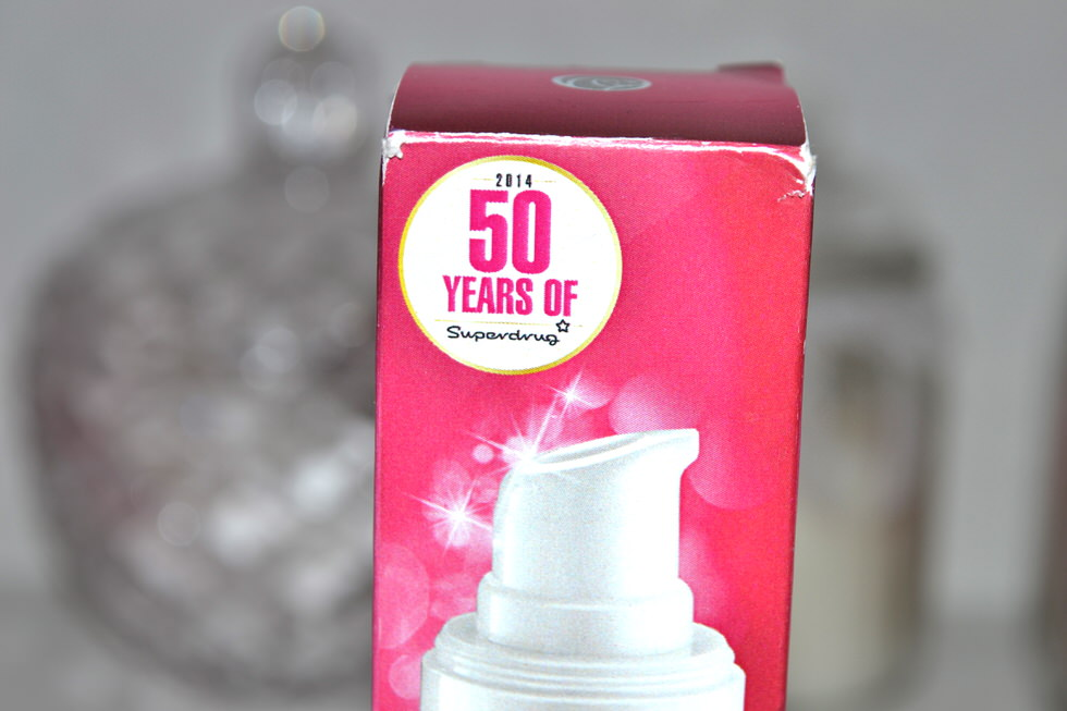 50 years of superdrug