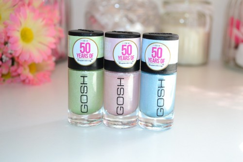 Beauty – GOSH Frosted Nail Lacquer