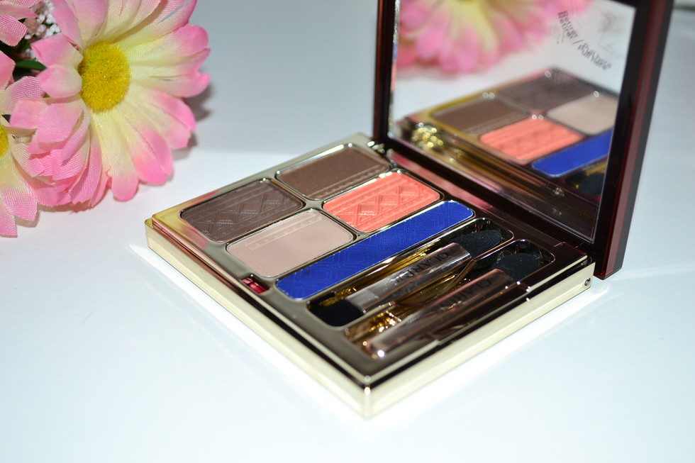 Clarins Colours of Brazil Eyeshadow & Liner Palette