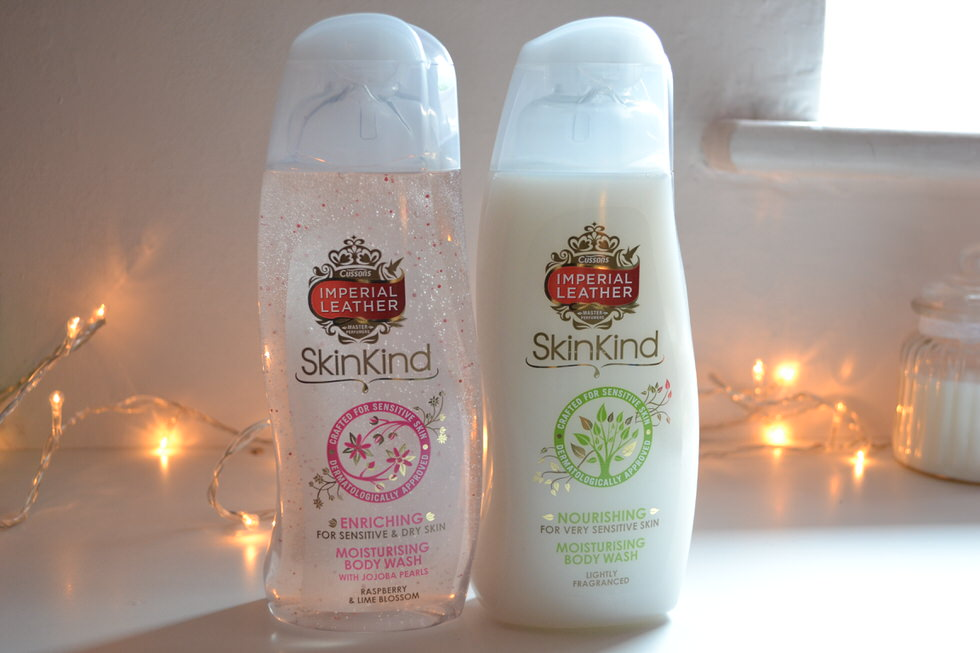 Imperial Leather Skinkind Body Wash