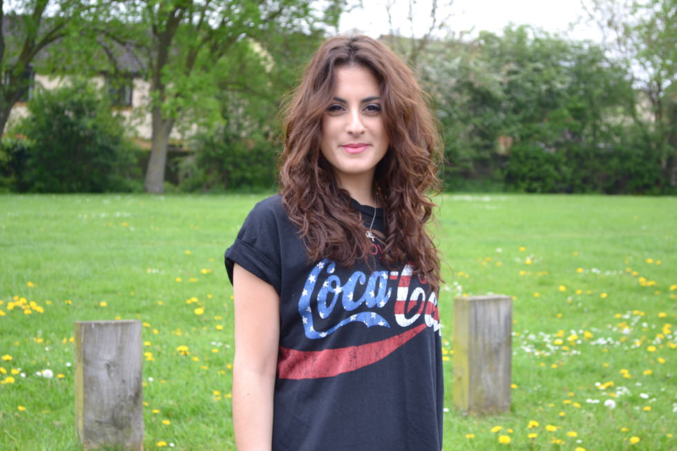 Outfit - the coca cola tshirt