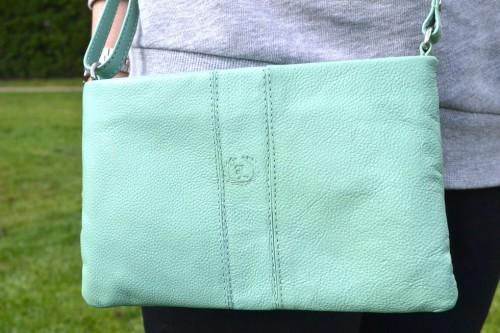 Outfit – Esmara Leather Shoulder Bag