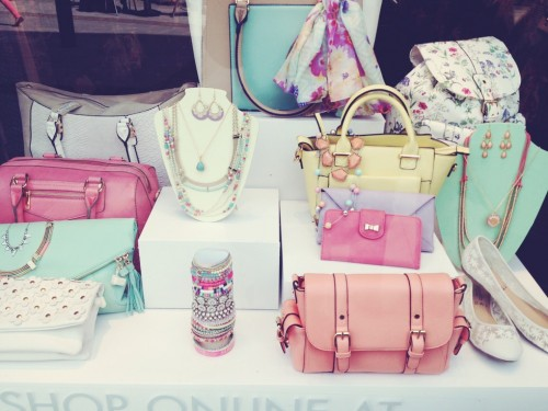 Fashion – All about Pastels