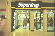 Superdrug turns 50