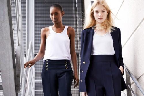 Fashion – Zara Woman April 2014 Lookbook
