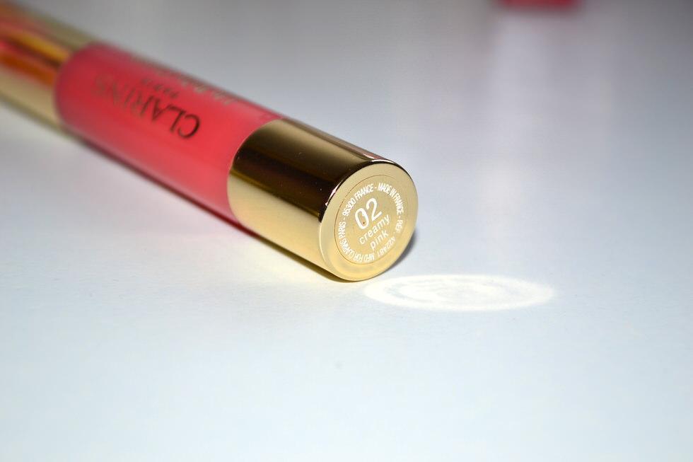 Clarins Lip Balm Crayon - Creamy Pink