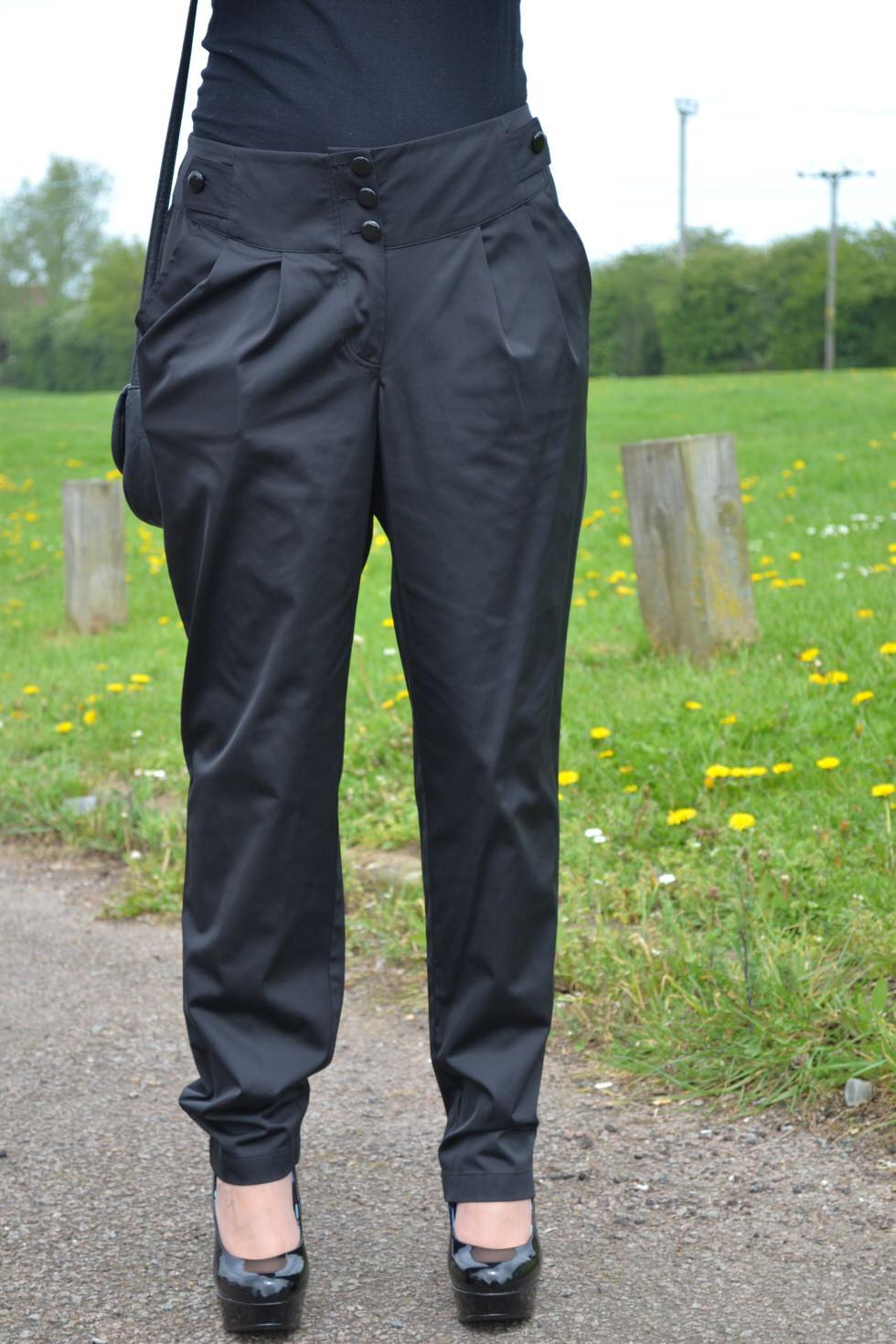 Fashion Outfits - All Black