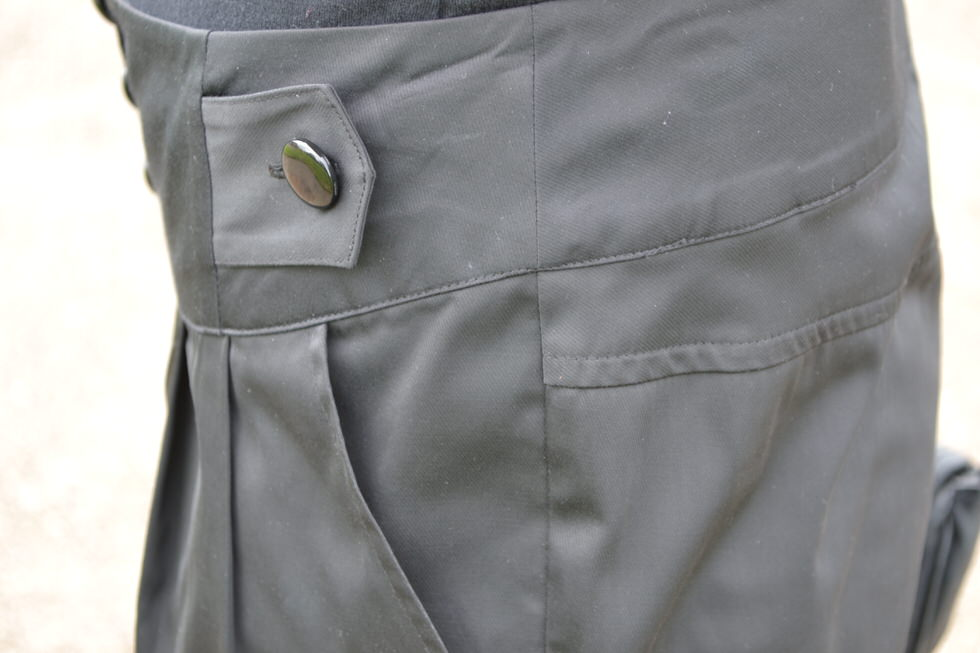 Fashion Outfits Trouser Detail
