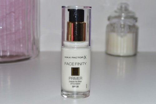 Beauty – Max Factor Facefinity Primer