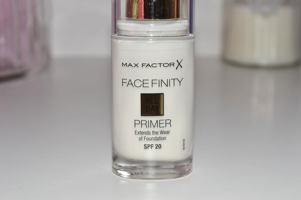 Max Factor Facefinity Primer