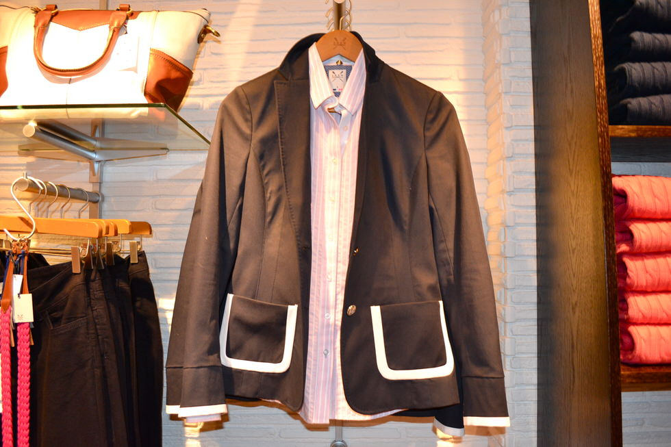 Fashion - Crew Clothing Blazer