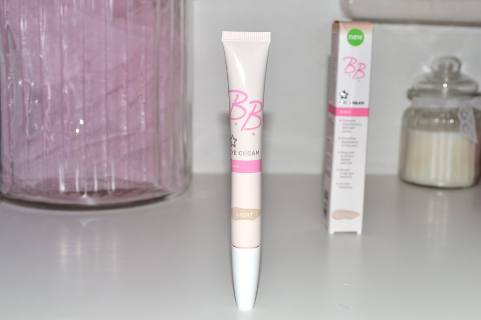 Superdrug BB Eye Cream
