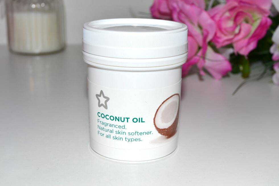 Superdrug Coconut Oil