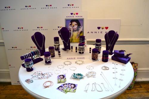 Annie Haak SS14 Jewellery Range