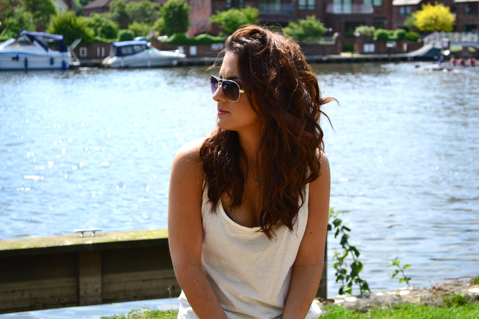 Casual Summer Outfit - Fashion Blogger