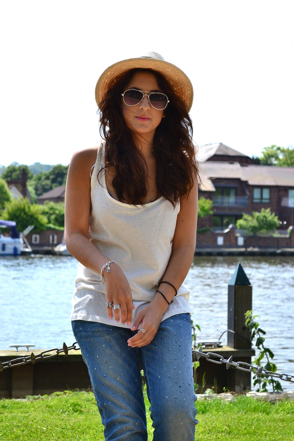 Casual Summer Outfits - Fashion Blogger