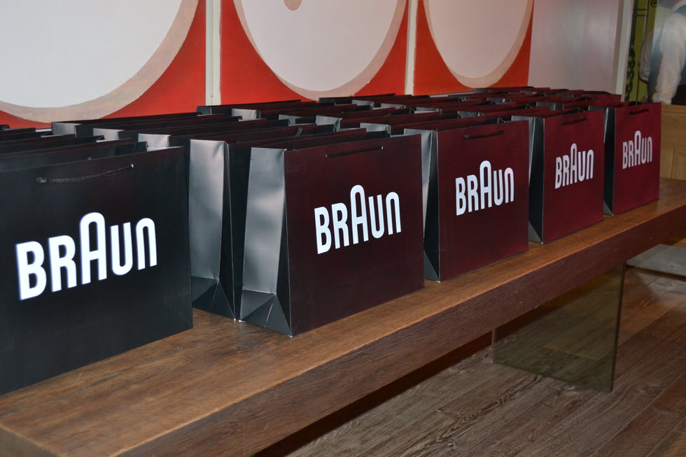 Braun Beauty Press Event