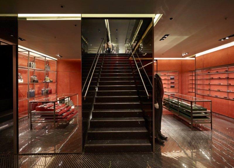 Prada New Store Vienna