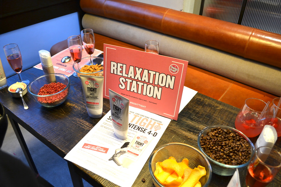 Soap and Glory Relaxation Station