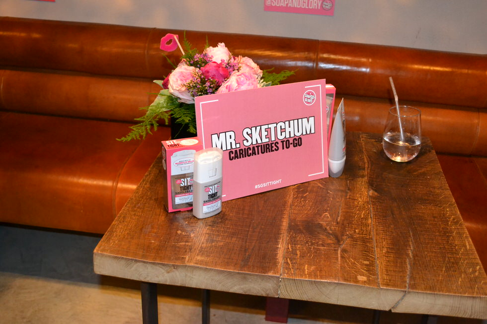 Soap and Glory Blogger Event